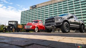 Ford Trucks Turn 100 Years Old Today!