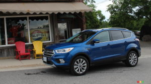 2017 Ford SUVs and CUVs Offer Something for Everyone