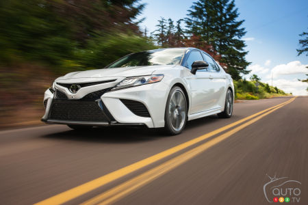 2018 Toyota Camry: Pricing Announced at Last!