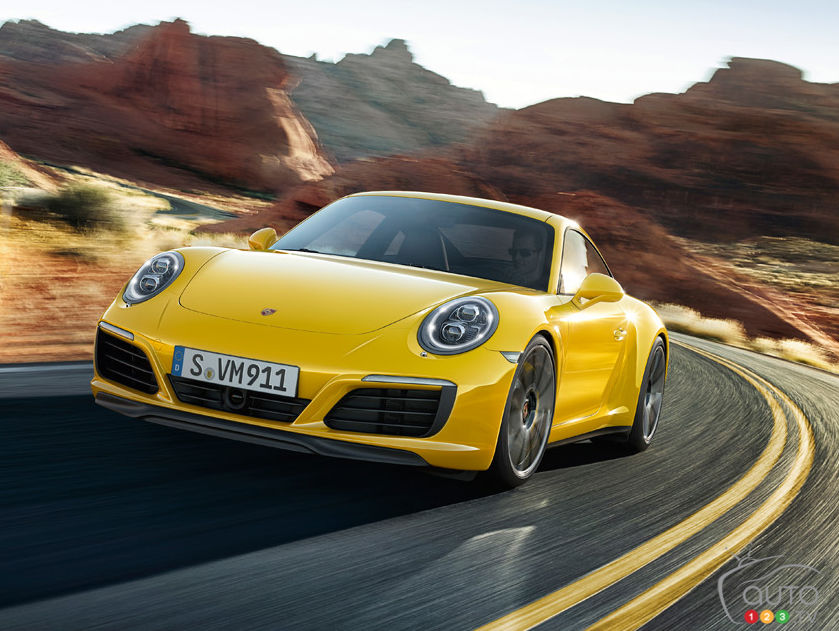 The Porsche 911 is the most appealing sports car in its class