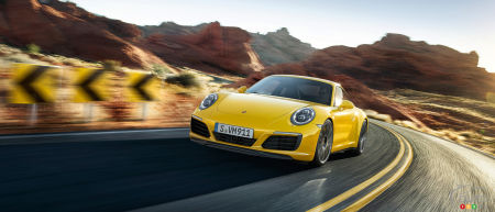 Porsche Leads J.D. Power APEAL Study Yet Again in 2017