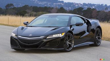 2017 Acura NSX is Clinically Engineered to be Perfect