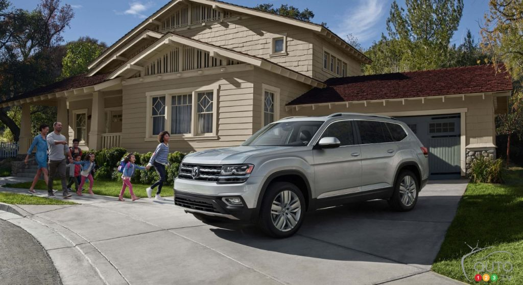 10 Ways the 2018 Volkswagen Atlas Will Please Your Family
