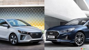 Hyundai: Find Love With the IONIQ and Peace in Traffic Jams With the Sonata