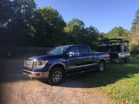 Nissan Trucks are Good for Work and Play