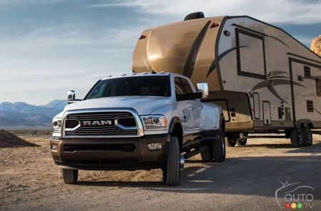 Video: Ram 3500 HD, Best-In-Class Hauler