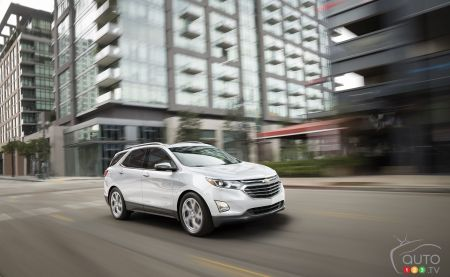 New Diesel Engine for 2018 Chevrolet Equinox