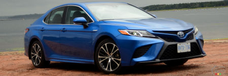 2018 Toyota Camry: Reconquering the Segment