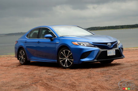 2018 Toyota Camry Offers Quality And Choices Galore Car Reviews