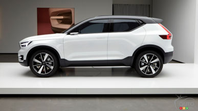 Volvo Vows Purified Interior for New XC40