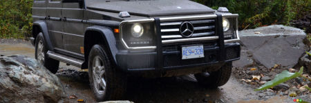 A Road Trip for the Ages in 2 Mercedes G-Class