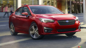 2018 Subaru Impreza: Same Recipe, Same Pricing