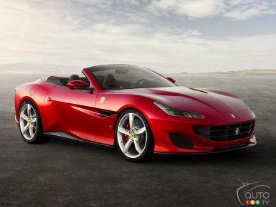 All-New Ferrari Portofino Unveiled Ahead of Frankfurt Motor Show