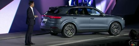 The New 2019 Porsche Cayenne Has Arrived!