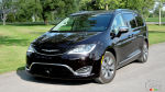 Chrysler Pacifica hybride 2017 : notre «road trip» au Maine