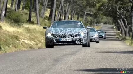 BMW i8 Roadster Featured in New Teaser