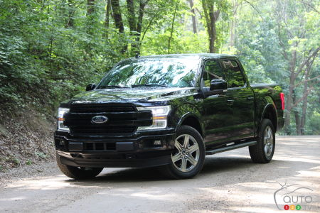 2018 Ford F-150 First Drive: The strong get stronger