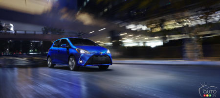 2018 Toyota Yaris Hatchback: Improved and Still Affordable