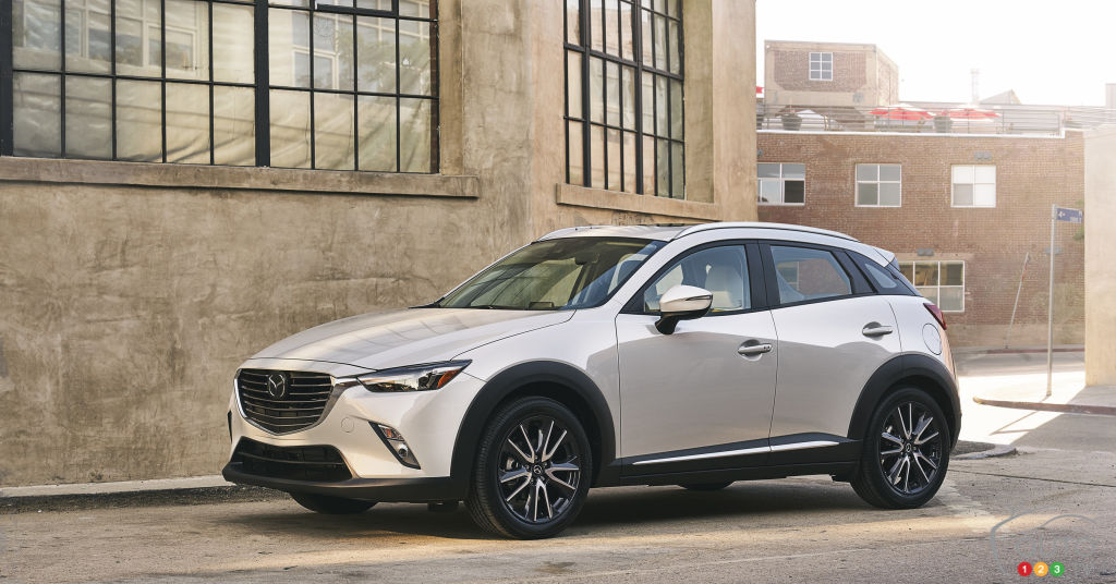 2018 Mazda CX 3 Adds Manual Transmission, Drops In Price Below $20,000