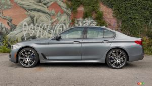 2017 BMW 540i xDrive: A Sport Sedan With a Gadget Problem
