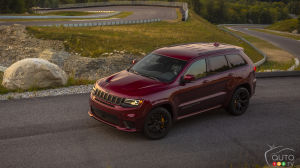 Jeep Grand Cherokee Trackhawk flaunts 707 HP on video, ahead of our review