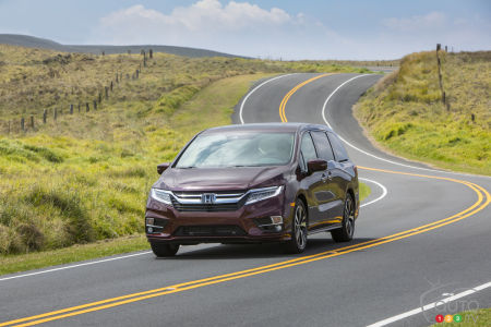 Buy a Minivan? Five Reasons Why You Should!