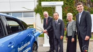 Toyota Canada and Fuel Cell Vehicles: It Starts in Quebec!