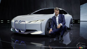 Frankfurt 2017: BMW's Big Plans and Big Electric Focus