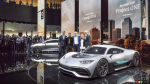 Frankfurt 2017: Mercedes and AMG make a splash with new concepts