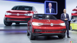Frankfurt 2017: Volkswagen Paints Clearer Picture of Electric SUV