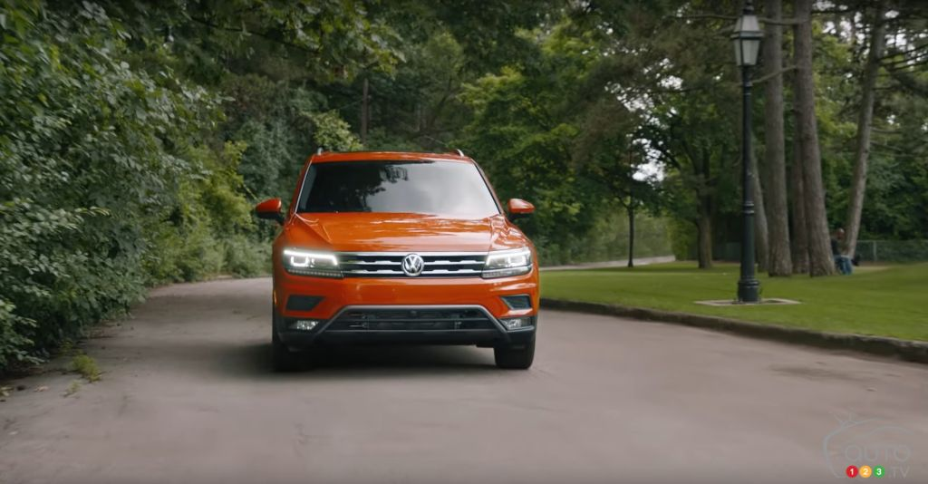2018 Volkswagen Tiguan Built to Please; Watch This Ad