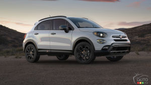 More Chic, Urban Fiat 500X Coming to Canada