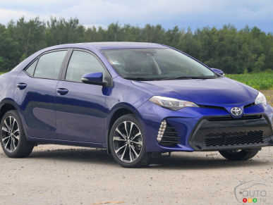 2017 Toyota Corolla: 50 years and multiple personalities