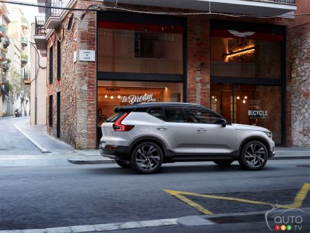 New Volvo XC40: Affordably Priced Luxury, Power and Technology