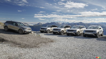 2018 Range Rover Velar: First Drive in Norway