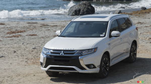Mitsubishi Outlander PHEV Finally Coming to Canada