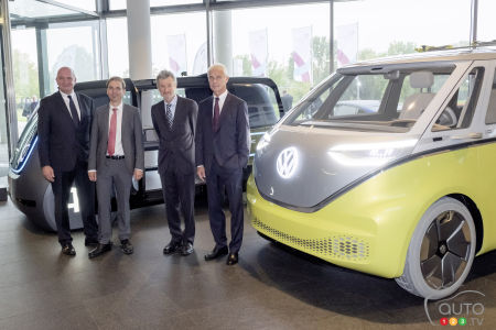 Volkswagen Looks to Reduce Environmental Impact 45% by 2025