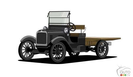 100 Years of Chevrolet Trucks: Their Evolution in Photos