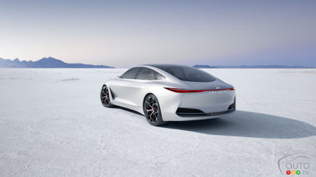 A First Look at the INFINITI Q Inspiration, a Montrealer's Creation
