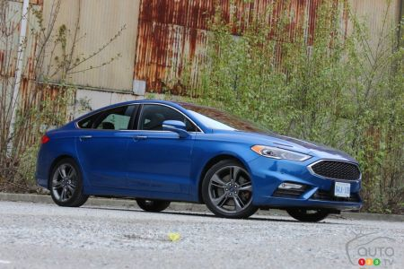 La Ford Fusion fait face à un avenir incertain