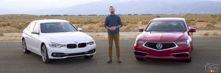 2018 Acura TLX vs 2018 BMW 330i: Which Comes Out Best?