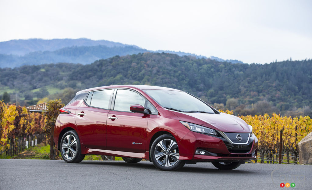 Review of the 2018 Nissan LEAF, Coming Monday!