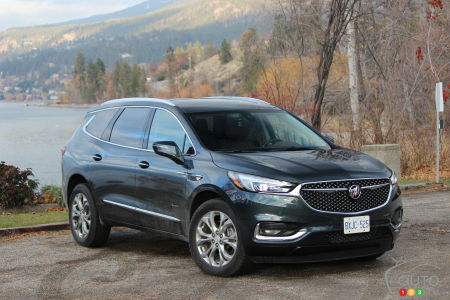 2018 Buick Enclave First Drive: The Avenir is Here
