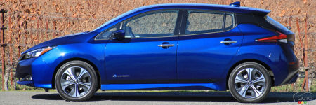 2018 Nissan LEAF: A More Viable Solution for Commuters