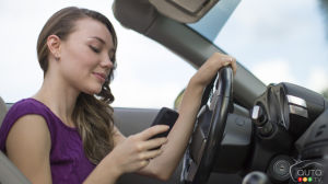 Texting and Driving: Canadians More Worried Than Ever