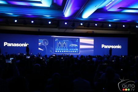 CES 2018: Panasonic at Heart of Future Mobility