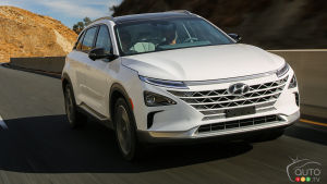CES 2018: Hyundai Unveils NEXO, its Future Hydrogen-Powered SUV