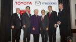 Toyota and Mazda to Produce Cars Jointly in Alabama