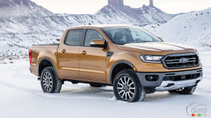 Detroit 2018: Ford Ranger Makes Long-Anticipated Return!