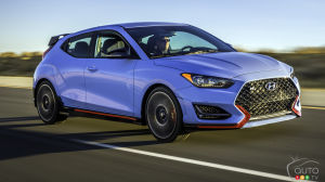Detroit 2018: Hyundai Veloster, Veloster Turbo and Veloster N, Quite the Trio!